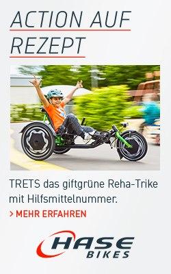 Werbung Hase Bikes