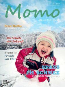 Momo Cover 01 2016