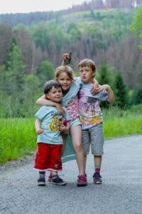 3 Geschwister