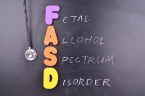 FASD - Fetal Alcohol Spectrum Disorder