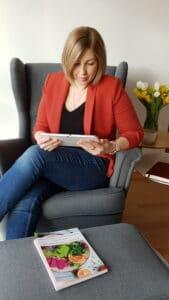 Julia Bierenfeld liest ihr Buch