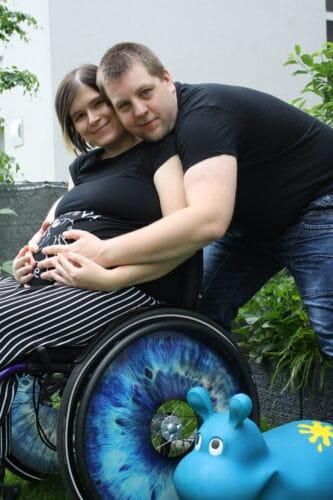 """Bild \""""Eine Rollstuhlmami erzählt aus ihrem Alltag\"""""""