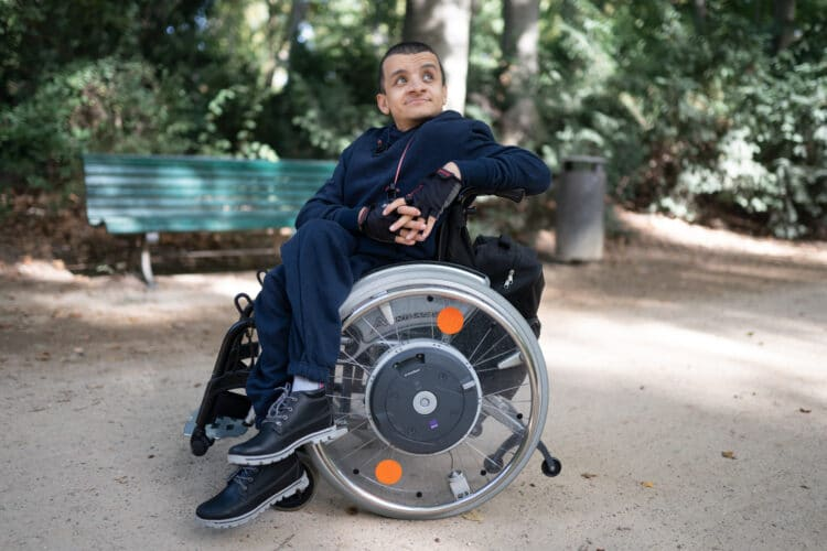 """Bild \""""Diversität:  Vergesst  Menschen mit  Behinderungen  nicht!\"""""""