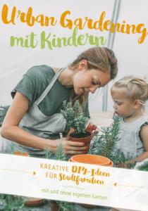 Urban Gardening mit Kindern Cover