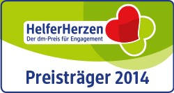 Helferherzen Preisträger 2014