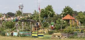 Urbaner Garten